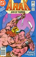 Arak Son of Thunder (1981) Canadian Price Variant 22