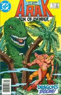 Arak Son of Thunder (1981) Canadian Price Variant 32