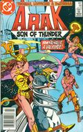 Arak Son of Thunder (1981) Canadian Price Variant 46