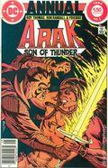 Arak Son of Thunder (1984) Annual Canadian Price Variant 1