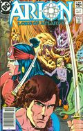 Arion Lord of Atlantis (1982) Canadian Price Variant 12