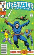 Dreadstar and Company (1985 Epic) Canadian Price Variant 1