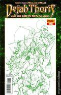 Dejah Thoris and The Green Men of Mars (2013) 1C.SKETCH