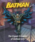 Batman the Caped Crusader of Gotham City Booklet (2012 Running Press) 1