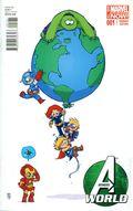 Avengers World (2014) 1J
