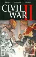 Civil War II (2016 Marvel) 1P