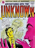 Adventures into the Unknown (1950 Arnold Book Co.) UK Edition 5
