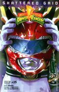 Mighty Morphin Power Rangers (2016) 25ARED