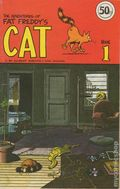 Adventures of Fat Freddy's Cat (1978-1979 Hassel Free Press) UK Edition 1