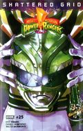 Mighty Morphin Power Rangers (2016) 25AGREEN