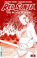 Red Sonja Black Tower (2014 Dynamite) 3C