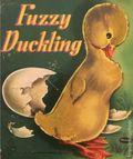 Fuzzy Duckling HC (1952 Whitman) 1