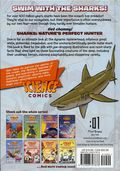 Science Comics Sharks HC (2018 First Second Books) Nature's Perfect Hunter 1-1ST