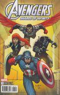 Avengers Shards of Infinity (2018) 1C