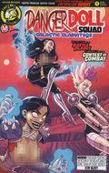 Danger Doll Squad Galactic Gladiators (2018 Action Lab) 1B