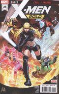 X-Men Gold (2017) 25A