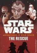 Star Wars Adventures in Wild Space: The Rescue SC (2018 Lucasfilm/Disney Press) 1-1ST