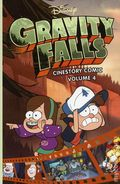 Gravity Falls Cinestory Comic GN (2015-2016 Joe Books) Disney 4-1ST