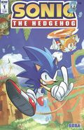 Sonic The Hedgehog (2018 IDW) 1A