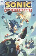 Sonic The Hedgehog (2018 IDW) 1RIA