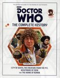 Doctor Who The Complete History HC (2015- Hachette) 31-1ST