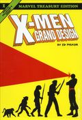 X-Men Grand Design TPB (2018 Marvel) Treasury Edition 1-1ST