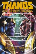 Thanos The Infinity Siblings HC (2018 Marvel) 1-1ST
