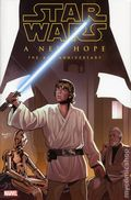 Star Wars A New Hope HC (2018 Marvel) The 40th Anniversary 1-1ST