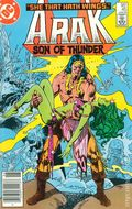 Arak Son of Thunder (1981) Canadian Price Variant 45