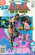 Arak Son of Thunder (1981) Canadian Price Variant 50