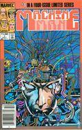 Machine Man (1984 2nd Series) Canadian Price Variant 1