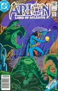 Arion Lord of Atlantis (1982) Canadian Price Variant 11