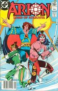 Arion Lord of Atlantis (1982) Canadian Price Variant 3
