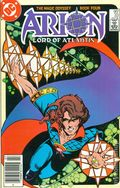Arion Lord of Atlantis (1982) Canadian Price Variant 33