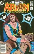 Arion Lord of Atlantis (1982) Canadian Price Variant 5