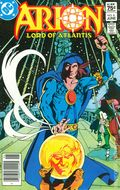 Arion Lord of Atlantis (1982) Canadian Price Variant 8