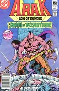 Arak Son of Thunder (1981) Canadian Price Variant 17