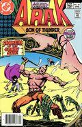 Arak Son of Thunder (1981) Canadian Price Variant 20