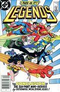 Legends (1986 DC) Canadian Price Variant 6