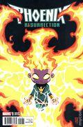 Phoenix Resurrection The Return of Jean Grey (2017 Marvel) 1I