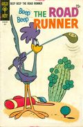 Beep Beep the Road Runner (1966 Gold Key) 8B-15C