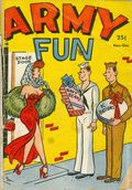 Army Fun (1951) Vol. 1 #1