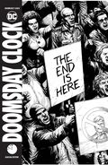 Doomsday Clock (2017 DC) Ashcan Edition 1
