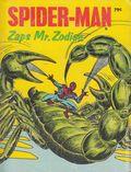 Spider-Man Zaps Mr Zodiac (1976 Whitman BLB) 5779-2