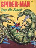 Spider-Man Zaps Mr Zodiac (1976 Whitman BLB) 5779
