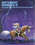 Different Worlds (1979-1987 Different Worlds Publications) 14