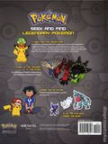 Pokemon Seek and Find Legendary Pokemon HC (2018 Viz) 1-1ST