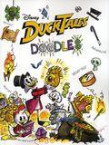 DuckTales Doodles SC (2018 Disney Press) 1-1ST