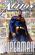 Action Comics 80 Years of Superman HC (2018 DC) The Deluxe Edition 1-1ST