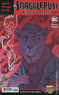 Exit Stage Left The Snagglepuss Chronicles (2017 DC) 4B
